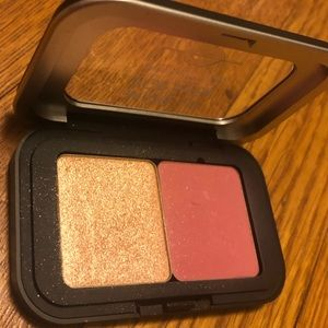 Makeup forever blush and highlight duo
